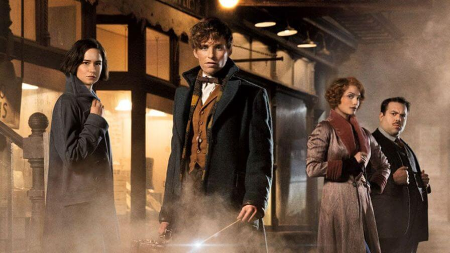 (C) 2016 Warner Bros. Ent. All Rights Reserved. Harry Potter and Fantastic Beasts Publishing Rights