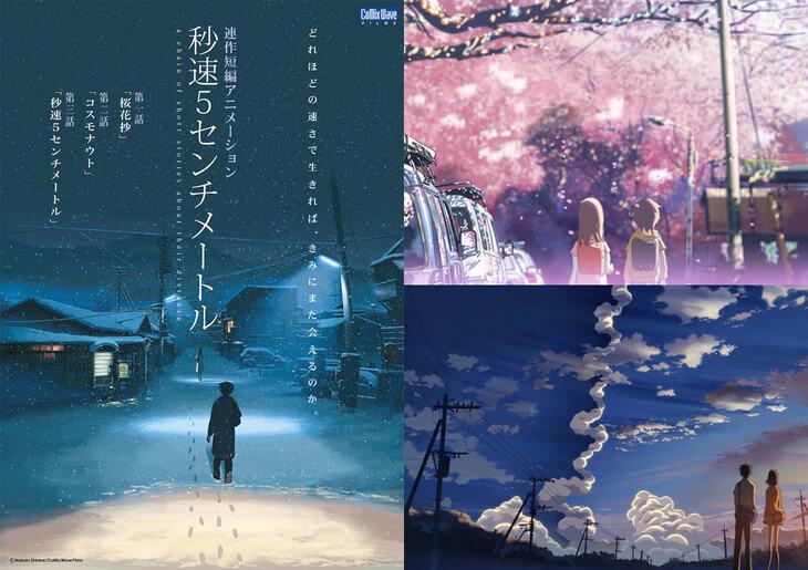 ©︎ Makoto Shinkai / CoMix Wave Films
