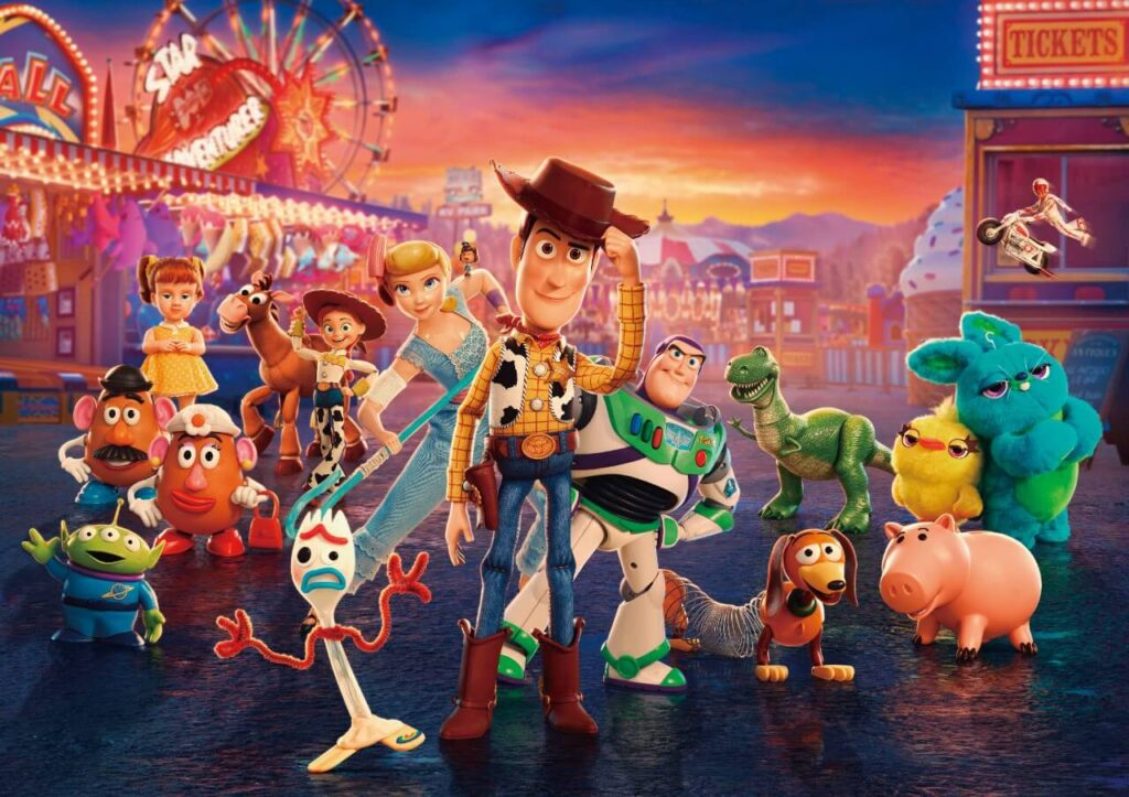 ©︎ Disney